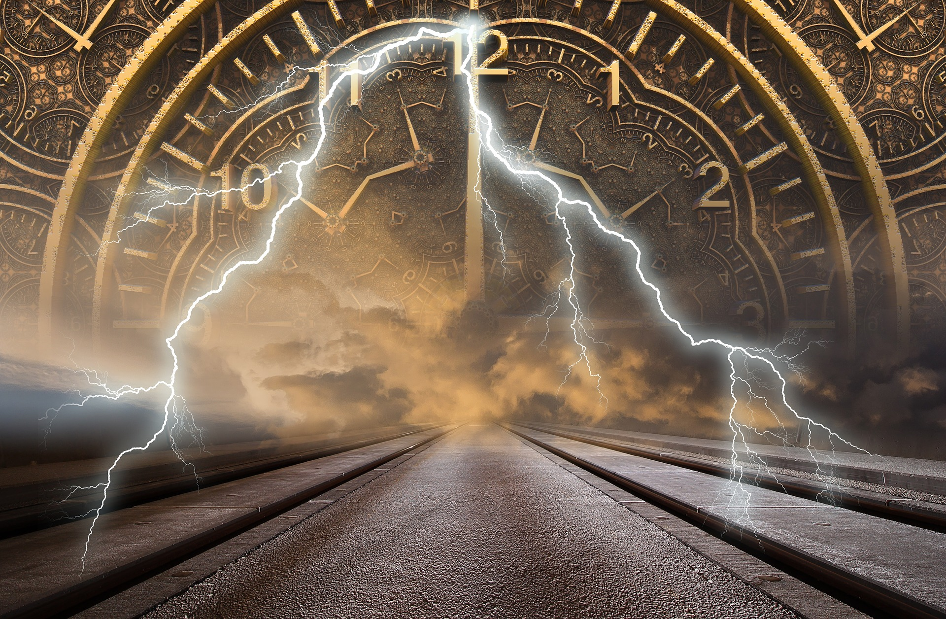 The Challenges of Writing About Time Travel